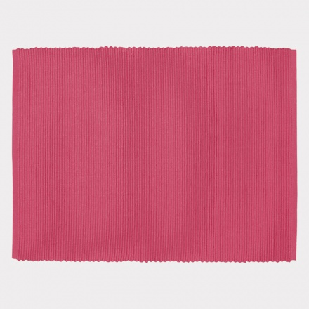 Gran Placemat - Cerise Red