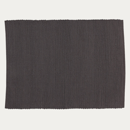 Gran Placemat - Granite Grey