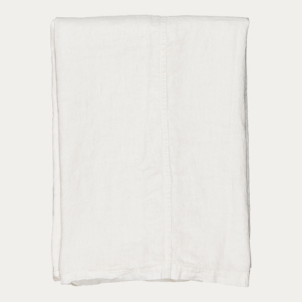 West Bedspread - White