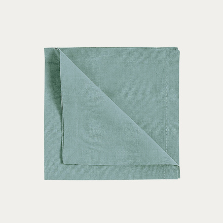 Robert Napkin 4-Pack - Dusty Turquoise
