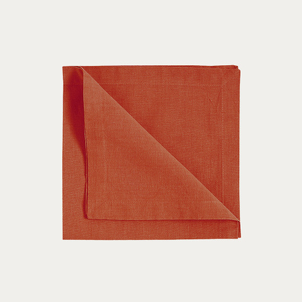 Robert Napkin 4-Pack - Orange