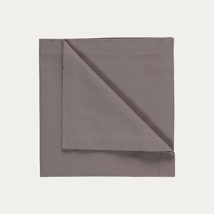 Robert Napkin 4-Pack - Mole Brown