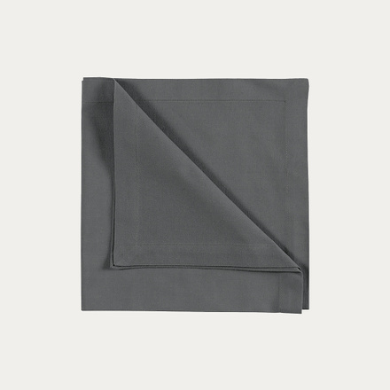Robert Napkin 4-Pack - Granite Grey