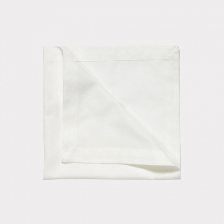 Robert Napkin 4-Pack - White