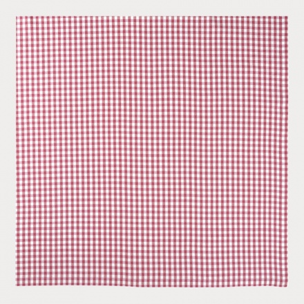 Osby Tablecloth - Poppy Red