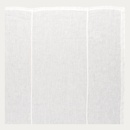 West Tablecloth - White