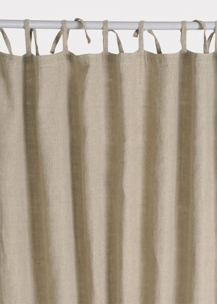 West tie band - Linen Beige