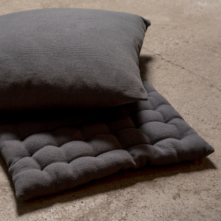 Pepper Seat Cushion - Granite Grey