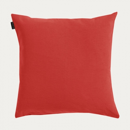 Annabell Cushion Cover - China Red