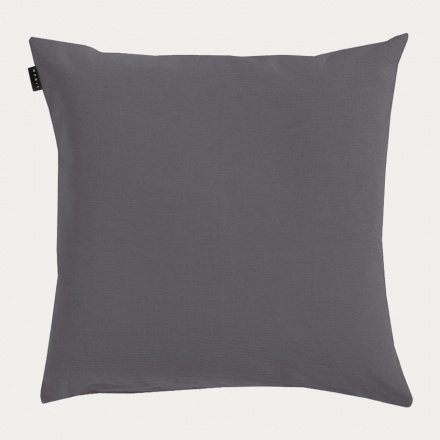 Annabell Cushion Cover - Granite Grey