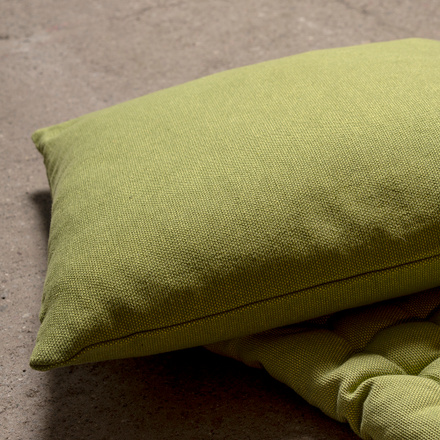 Pepper Cushion Cover - Moss Green