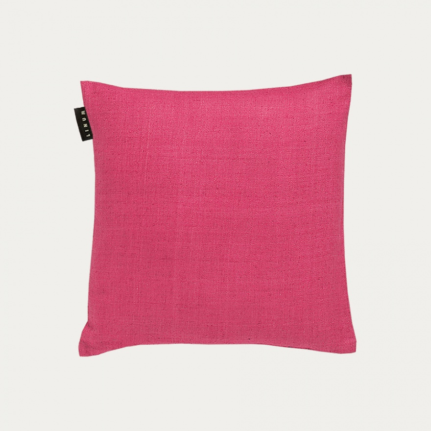 Seta Cushion Cover Dark Rose Pink
