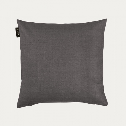 Seta Cushion Cover - Granite Grey