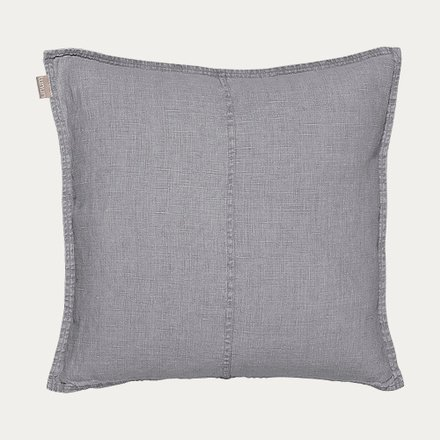West Cushion Cover - Light Stone Grey