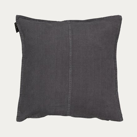 West Cushion Cover - Granite Grey