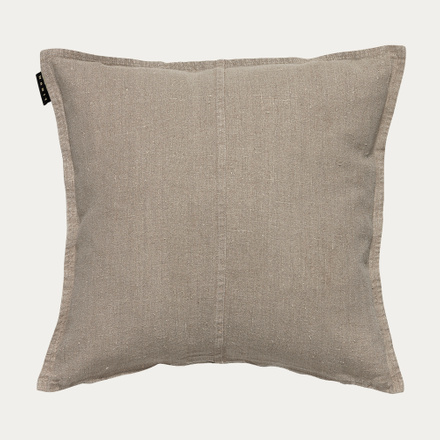 West Cushion Cover - Linen Beige