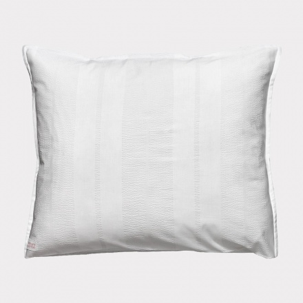 Yasmin Pillowcase - Bright White