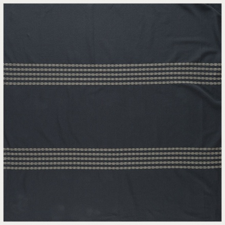 Whyte Tablecloth - Dark Charcoal Grey
