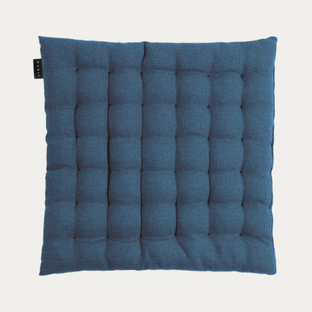 Pepper Seat Cushion - Indigo Blue