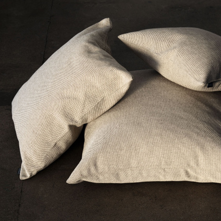 Pepper Cushion cover - Light Grey Blue