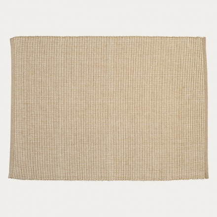 Tall Placemat - Melange Beige