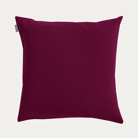 Annabell Cushion Cover - Burgundy Red