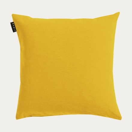 Annabell Cushion Cover - Mustard Yellow