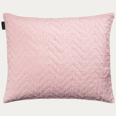 ZAZA CUSHION COVER - DUSTY PINK