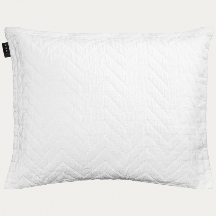 Zaza Cushion Cover - White