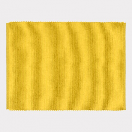 gran-place-mat-rib-4-pack-mustard-yellow