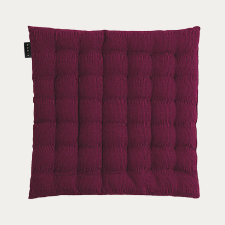 Pepper Seat Cushion - Burgundy Red