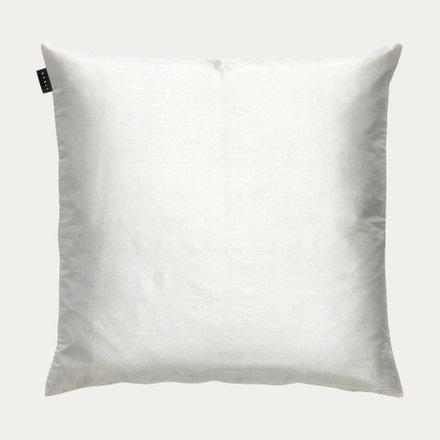 SILK CUSHION COVER 50X50 I-1 White