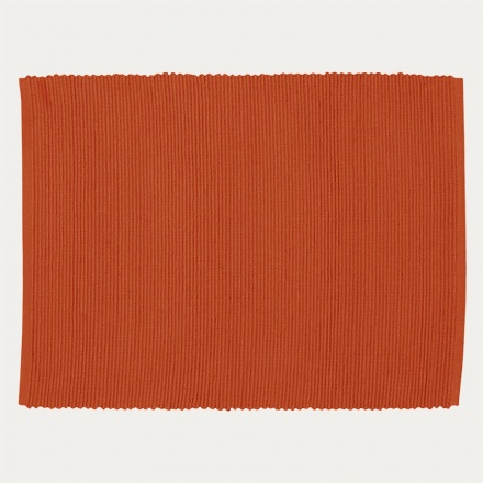 Gran Placemat - Rusty Orange