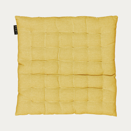Pepper Seat Cushion - Mustard Yellow