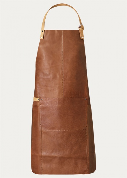 Fuego Apron  - Brown