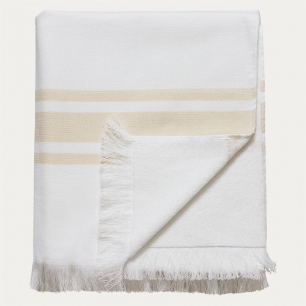 Aki Beach Towel - Safari Beige