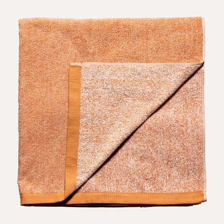Avilon Bath Towel - Golden Orange