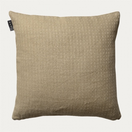 Channel Cushion Cover - Light Bear Brown