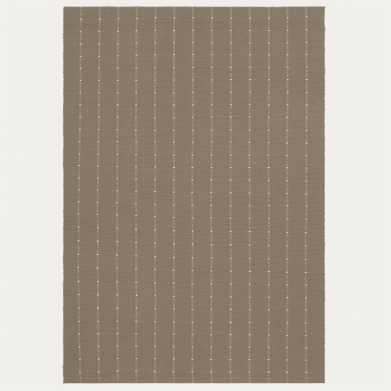 Channel Rug - Light bear brown
