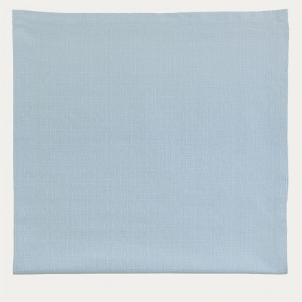 Bianca Tablecloth - Light Grey Blue