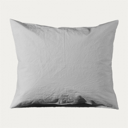 Aisha Pillow Case - Light Stone Grey - 50X75