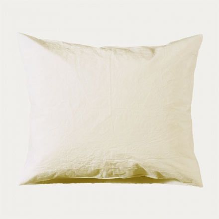 Aisha Pillow Case - Creamy Beige - 50X75