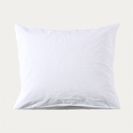 Aisha Pillow Case - Bright White