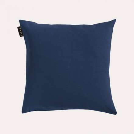 Annabell Cushion Cover - Ink Blue