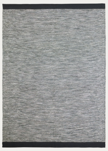 Loom Rug - Granite grey