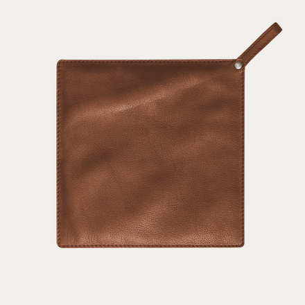 Fuego Pot Holder - Brown
