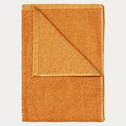East Bath Towel - Golden Orange