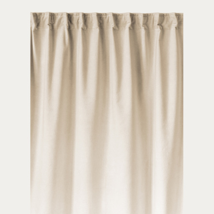 Paolo Curtain - Creamy beige