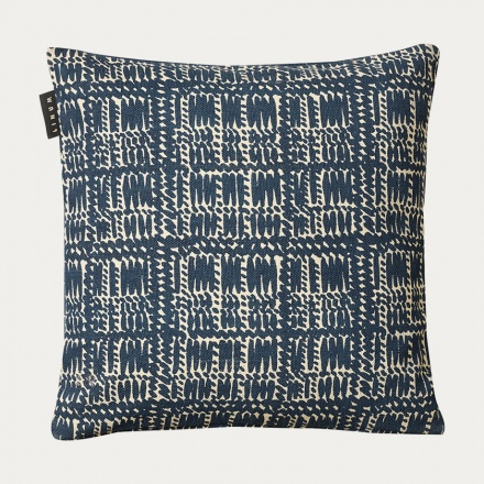 Citizen Cushion Cover - Dark Grey Blue