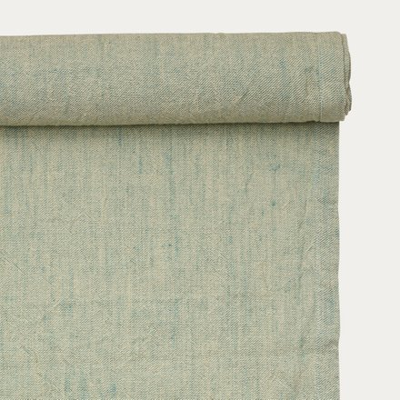 Hedvig Runner - Bright Grey Turquoise